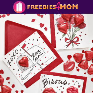💌Free Printable Love Mail & Perfume Bottle Labels
