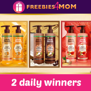 🍯Sweeps Whole Blends Sulfate Free Remedy Sweepstakes (2 daily winners)
