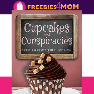 🧁Free eBook: Cupcakes and Conspiracies ($2.99 value)