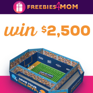 🏈Sweeps Kraft Amp Up Your STAYdium (2 daily winners)