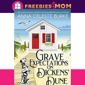 🐚Free eBook: Grave Expectations on Dickens' Dune ($3.99 value)