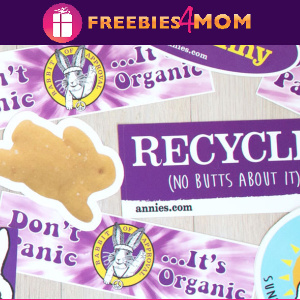 🐰Free Annie's Sticker of your choice