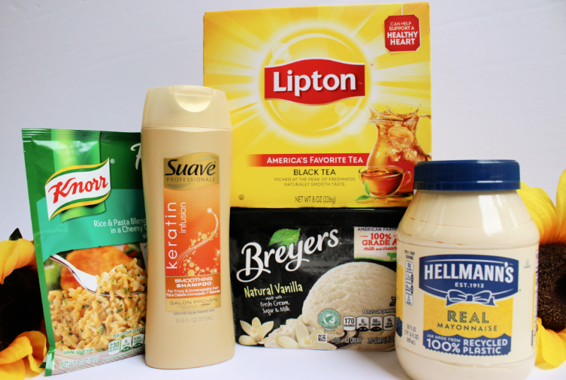 🎁Unilever Mix & Match Grocery Rewards at H-E-B: Earn up to $50 in gift card rewards