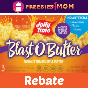 🍿Rebate Jolly Time Popcorn Clean Key, Playing Cards & More!