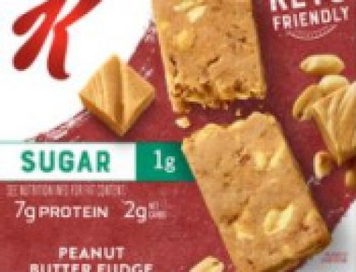 🥜Kellogg's Special K Keto Friendly Bars Chatterbox