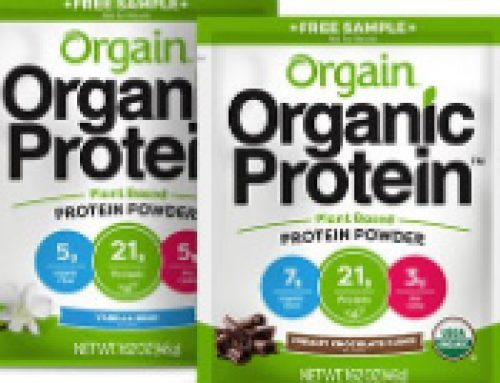 ⭐️Sweeps Orgain Clean & Smoothie Start + Free Sample