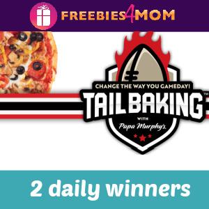 🍕Sweeps: Papa Murphy's MVPizza Pass (2 daily winners)