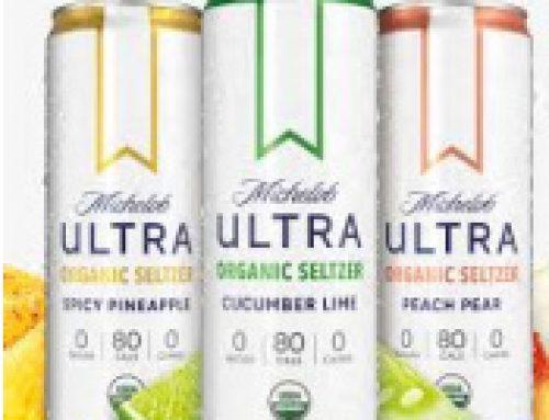 🍍Free Chatterbox Michelob Ultra Organic Seltzer
