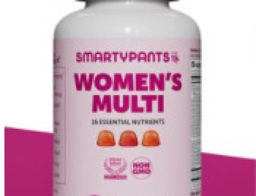 💊SmartyPants Women's MutliVitamin Chatterbox