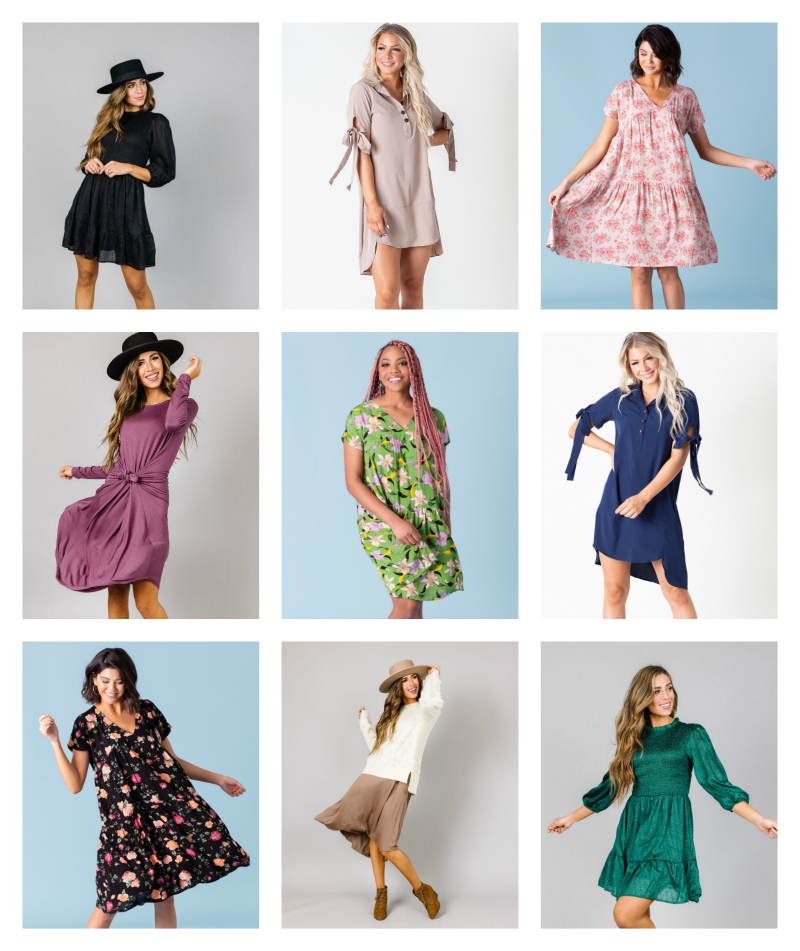 👗50% off Dresses at Cents of Style (Starting at Only $12.50)