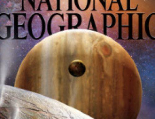 🌎National Geographic Magazine $19
