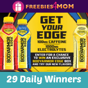 ⚡️Sweeps Bodyarmor Get Your Edge (29 Daily Winners)