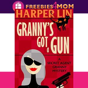 👵Free eBook: Granny's Got a Gun ($3.99 value)