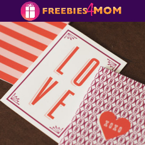 💞Free Printable Mini Foldable Valentines