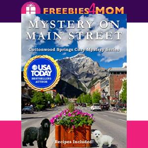 🐶Free eBook: Mystery on Main Street ($3.99 value)