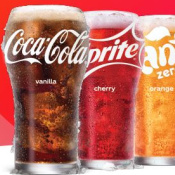 Coca-Cola Freestyle Be You Be Refreshed