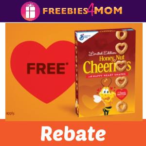 🐝Rebate Free Box of Honey Nut Cheerios (Up to $7 Value)