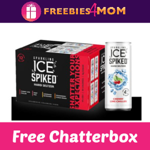 🍒Free Chatterbox Sparkling Ice Spiked Hard Seltzer
