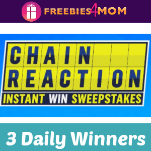 📺Sweeps Game Show Network Chain Reaction