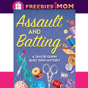 🧵Free eBook: Assault and Batting ($3.99 value)
