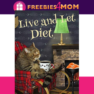 🐈Free eBook: Live and Let Diet ($3.99 value)
