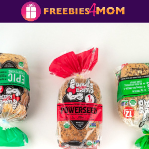 🥪Free Dave's Killer Bread (up to $7 value)