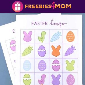 🐇Free Printable Easter Games