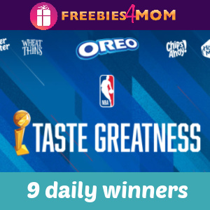 🏀Sweeps Taste Greatness (9 daily winners)