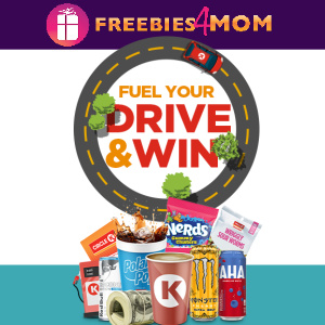 🏆Sweeps Circle K Fuel Your Drive & Win (19,780 daily winners)