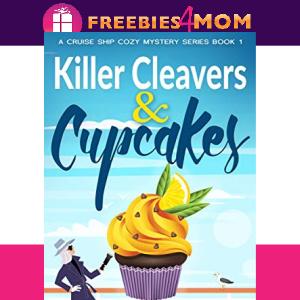 🧁Free eBook: Killer Cleavers & Cupcakes ($0.99 value)