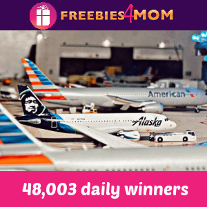 ✈️Sweeps AAdvantage 40th Anniversary Celebration (48,003 daily winners)
