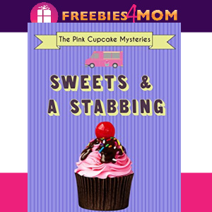 🧁Free eBook: Sweets and a Stabbing ($3.99 value)