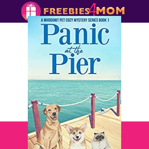 🐕‍🦺Free eBook: Panic at the Pier ($3.99 value)