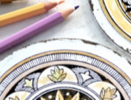 🧚‍♂️Free Adult Coloring from The Graphics Fairy