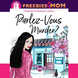 🎠Free eBook: Parlez-Vous Murder? ($0.99 value)