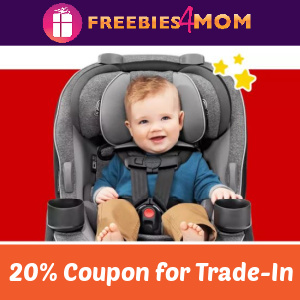 🚙Target Car Seat Trade-In Starts Today 20% Coupon On New
