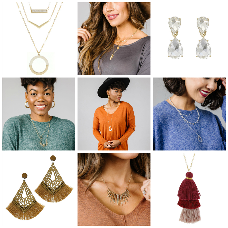 💍Huge Jewelry Collection Starting Under $6