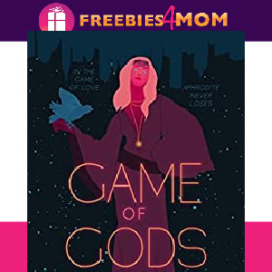 ❤️Free eBook: Game of Gods ($7.99 value)