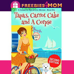 🥕Free eBook: Tapas, Carrot Cake and a Corpse ($0.99 value)