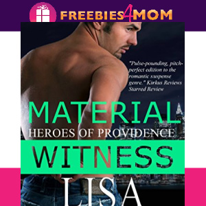 📖Free eBook: Material Witness ($0.99 value)