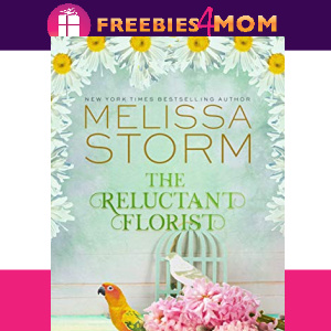 💐Free eBook: The Reluctant Florist ($4.99 value)