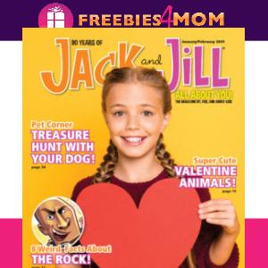 ❤Jack & Jill Kids Magazine $11.99