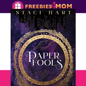 ❤️Free eBook: Paper Fools ($7.99 value)