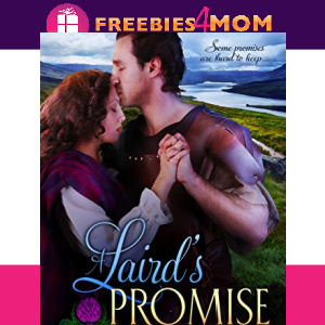 🌼Free eBook: A Laird's Promise ($0.99 value)