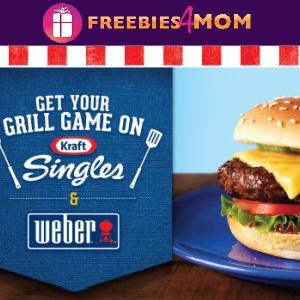 🍔Sweeps Kraft Singles Ultimate Grill
