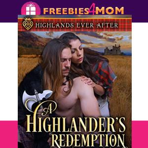 🌼Free eBook: A Highlander's Redemption ($0.99 value)