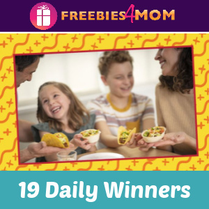 🌮Sweeps Old El Paso Family Fun (ends 5/17)