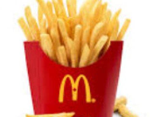🍟Free Fries at McDonald's (First Time App Users)