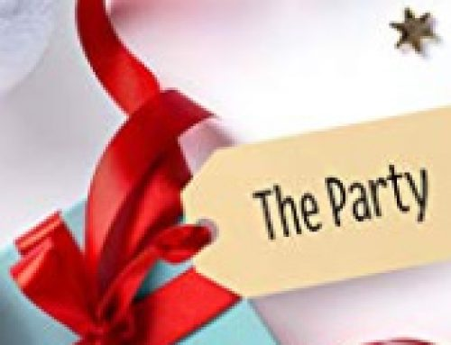 🎅Free eBook: The Party ($2.99 value)