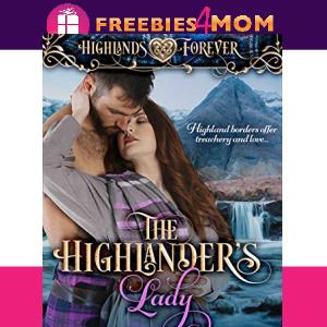 💕Free eBooks: The Highlander's Lady ($3.99 value)